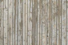 χαρακτηριστικός συμπαγής τοίχος με τα λωρίδες στοκ εικόνα με δικαίωμα ελεύθερης χρήσης
