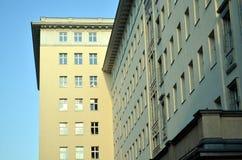 Χαρακτηριστικό γερμανικό παλαιό κτήριο στο Βερολίνο Στοκ εικόνα με δικαίωμα ελεύθερης χρήσης
