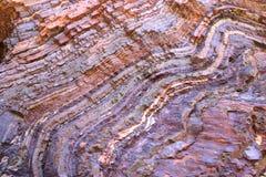 χαρακτηριστικό γνώρισμα γεωλογικό Στοκ εικόνες με δικαίωμα ελεύθερης χρήσης