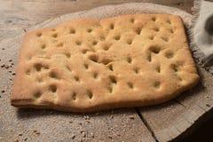 Χαρακτηριστικό ιταλικό ψωμί Στοκ Φωτογραφίες