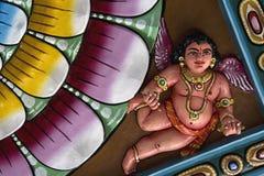 χαρασμένη ανώτατη θεότητα ινδή Στοκ Εικόνα