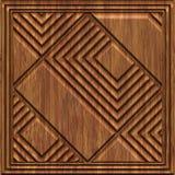 Χαρασμένη ξύλινη άνευ ραφής σύσταση επιτροπής Στοκ Εικόνες