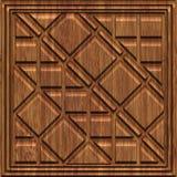 Χαρασμένη ξύλινη άνευ ραφής σύσταση επιτροπής Στοκ φωτογραφία με δικαίωμα ελεύθερης χρήσης