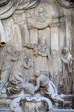 χαρασμένη περιτομή Ιησούς &la Στοκ Φωτογραφίες