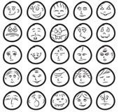 χαριτωμένα αστεία χαμόγελ Στοκ φωτογραφία με δικαίωμα ελεύθερης χρήσης