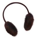 Χαριτωμένα καλύμματα αυτιών Στοκ φωτογραφία με δικαίωμα ελεύθερης χρήσης