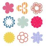 Χαριτωμένα λουλούδια απεικόνιση αποθεμάτων