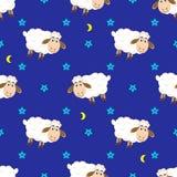 χαριτωμένα πρόβατα κινούμε&n Στοκ φωτογραφία με δικαίωμα ελεύθερης χρήσης