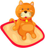 Χαριτωμένη γάτα Στοκ φωτογραφία με δικαίωμα ελεύθερης χρήσης