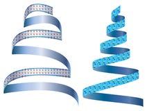 Χαριτωμένη κορδέλλα σχεδίων Στοκ εικόνες με δικαίωμα ελεύθερης χρήσης