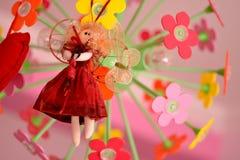 χαριτωμένη κούκλα Στοκ Φωτογραφίες