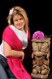 Χαριτωμένη προκλητική γυναίκα 65 Στοκ Εικόνες