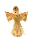 Άγγελος αχύρου Στοκ Φωτογραφίες