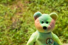 Χαριτωμένος αντέξτε την κούκλα Στοκ Φωτογραφίες