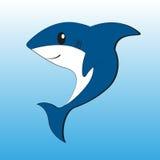 Χαριτωμένος καρχαρίας Στοκ Εικόνα