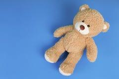 Χαριτωμένος teddy αντέχει το παιχνίδι Στοκ Εικόνες