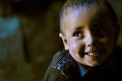 Χαριτωμένο αγόρι στο Τατζικιστάν Στοκ εικόνα με δικαίωμα ελεύθερης χρήσης