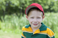 Χαριτωμένο αγόρι Στοκ φωτογραφίες με δικαίωμα ελεύθερης χρήσης