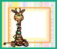 χαριτωμένο κατσίκι καρτών ελεύθερη απεικόνιση δικαιώματος