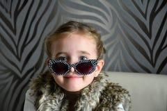 χαριτωμένο κορίτσι λίγα Στοκ φωτογραφία με δικαίωμα ελεύθερης χρήσης