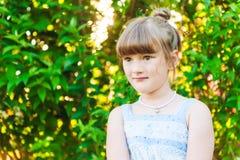 χαριτωμένο κορίτσι λίγο υ Στοκ φωτογραφία με δικαίωμα ελεύθερης χρήσης