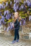 χαριτωμένο κορίτσι λίγο υ Στοκ εικόνες με δικαίωμα ελεύθερης χρήσης