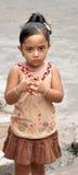 χαριτωμένο κορίτσι Ινδός στοκ φωτογραφία με δικαίωμα ελεύθερης χρήσης
