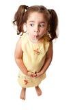χαριτωμένο κορίτσι καραμ&epsi στοκ φωτογραφία με δικαίωμα ελεύθερης χρήσης