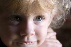 χαριτωμένο κορίτσι λίγα Στοκ Φωτογραφίες