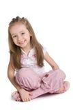χαριτωμένο κορίτσι λίγα Στοκ Εικόνα