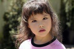 χαριτωμένο κορίτσι λίγα στοκ εικόνα με δικαίωμα ελεύθερης χρήσης