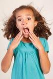χαριτωμένο κορίτσι Λατίνα στοκ φωτογραφία