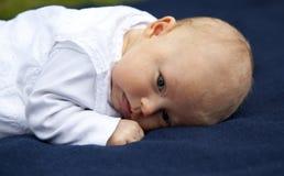 χαριτωμένο κορίτσι μωρών Στοκ Εικόνα