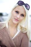 χαριτωμένο κορίτσι φυσικό Στοκ φωτογραφίες με δικαίωμα ελεύθερης χρήσης