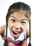χαριτωμένο κορίτσι 006 λίγα Στοκ Εικόνες