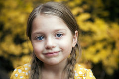 χαριτωμένο κορίτσι Στοκ φωτογραφία με δικαίωμα ελεύθερης χρήσης