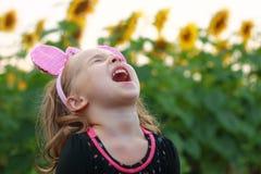 χαριτωμένο κορίτσι 2 Στοκ φωτογραφίες με δικαίωμα ελεύθερης χρήσης