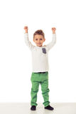 Χαριτωμένο μικρό παιδί Στοκ Εικόνες