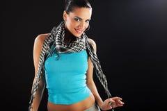 χαριτωμένο μοντέλο μόδας στοκ φωτογραφίες με δικαίωμα ελεύθερης χρήσης