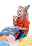 Χαριτωμένος λίγο αγόρι μικρών παιδιών στοκ φωτογραφίες