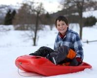 Χαριτωμένο παιχνίδι μικρών παιδιών με το βαρίδι Στοκ εικόνες με δικαίωμα ελεύθερης χρήσης