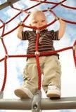 χαριτωμένο παλαιό έτος παι& Στοκ Εικόνες