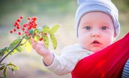 Χαριτωμένο πορτρέτο κινηματογραφήσεων σε πρώτο πλάνο μικρών παιδιών Στοκ Φωτογραφίες