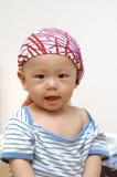 χαριτωμένο πορτρέτο μωρών Στοκ εικόνες με δικαίωμα ελεύθερης χρήσης