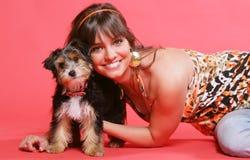 χαριτωμένο σκυλί 2 στοκ φωτογραφίες με δικαίωμα ελεύθερης χρήσης