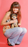 χαριτωμένο σκυλί 2 στοκ εικόνα με δικαίωμα ελεύθερης χρήσης