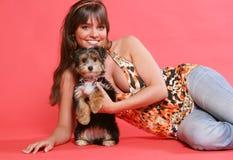 χαριτωμένο σκυλί 2 στοκ εικόνες