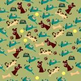 Χαριτωμένο σκυλί ή κουτάβι Στοκ Εικόνες
