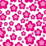 Χαριτωμένο υπόβαθρο σχεδίων λουλουδιών Στοκ φωτογραφία με δικαίωμα ελεύθερης χρήσης