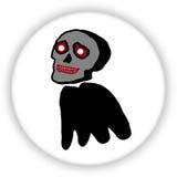 χαριτωμένο φάντασμα Στοκ Εικόνες